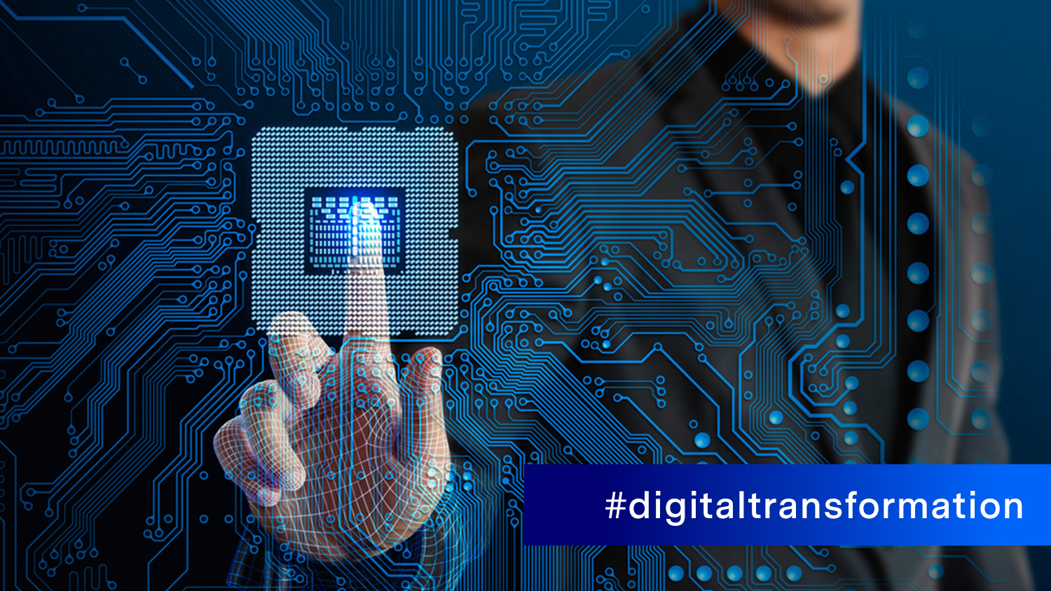 What Is Digital Transformation - Header